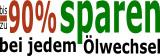 """bis -90% bei jedem Ölwechsel, verlinkt zu """"www.FilternStattWechseln.at"""""""