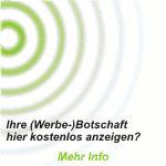 """Öffnet """"Werbeplatz"""""""